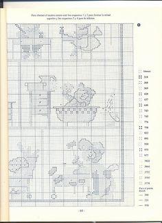 tengo muchos patrones de punto de cruz. (pág. 12)   Aprender manualidades es facilisimo.com