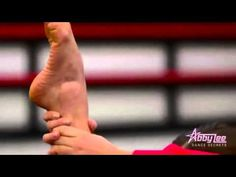 WINNING WARM UP| Abby Lee Dance Secrets - YouTube