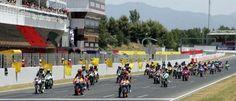 Arranca el CEV Repsol, El Circuit de Catalunya acoge este fin de semana la primera cita del Campeonato de España de Velocidad 2013.