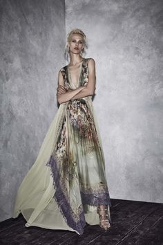 Alberta Ferretti коллекция | Коллекции весна-лето 2017 | Милан | VOGUE