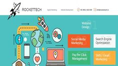 We Offer a Full Range of Digital Marketing Services As well as Website Designing and Development services
