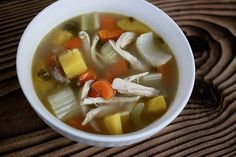 AIP Chicken Soup
