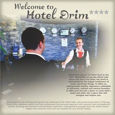 Welcome to Hotel Drim****