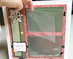 Flip Flaps, I really like using these--great way to include more pictures on the page.