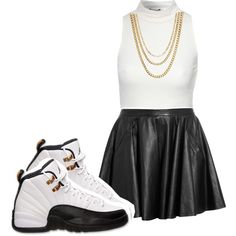 ew but taxi 12s., created by kennedy-xoxo on Polyvore