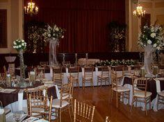 Decorating for Wedding Reception