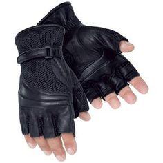 Tour Master Gel Cruiser 2 Fingerless Gloves - Motorcycle Superstore