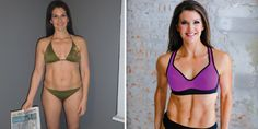 Stephanie shows you how she could physically reinvent herself