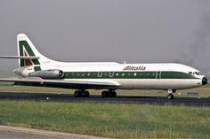 Alitalia Sud Aviation Caravelle