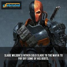 #deathstroke was grown up into a #badass.  Follow @eNebriated for more #awesome…