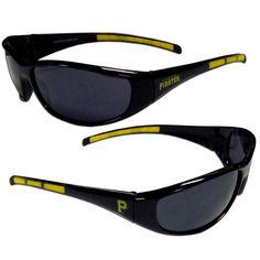 Pittsburgh Pirates MLB Wrap Sunglasses