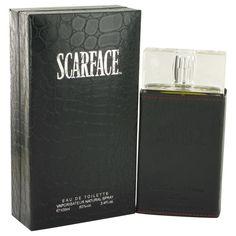 Scarface Al Pacino Eau De Toilette Spray By Universal Studios