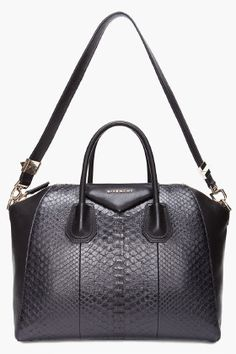 GIVENCHY Medium Python Antigona Tote...i love this so much that i would marry a random guy if he bought it for me! lol!