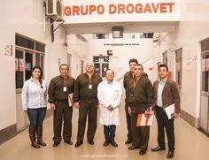 GRUPO DROGAVET recibió la visita del Servicio de Veterinaria y Remonta del Ejército – SVETRE