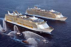 Royal Caribbean: a novembre un grande evento con Harmony, Allure e Oasis of the Seas per la prima volta insieme   Dream Blog Cruise Magazine