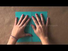 Carta magica interminable // detalle para el novio o manualidad con los niños