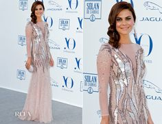 Maria Jose Suarez In Blumarine - 'Yo Dona' International Awards 2013  Ice dancer goes to prom  June 22, 2013