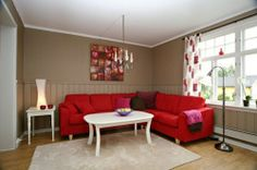 living room ideas on pinterest red sofa red couches and