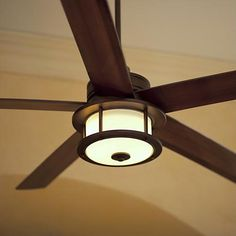 "60"" Casa Largo Oil-Brushed Bronze Ceiling Fan - #R0182 | LampsPlus.com"