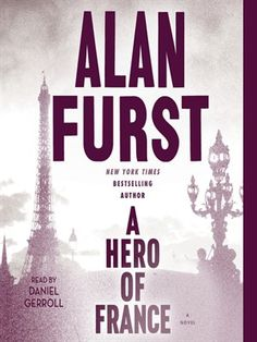 A Hero of France | Book available for free digital download from Mesa Public Library.