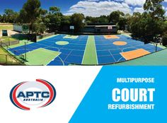 APTC Australia teamed up with one of our approved applicators and CASALI SPORTS COATING, using the POLYSPORT system, we have been able to rejuvenate these tired worn out courts and have given them a new lease of life. Primary School, Tired, Basketball Court, Australia, Sports, Projects, Hs Sports, Log Projects, Blue Prints