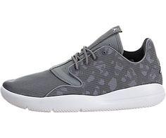 Nike Jordan Kids Jordan Eclipse BG Cool Grey/White/Black Running Shoe 6 Kids US - http://airjordankicksretro.com/nike-jordan-kids-jordan-eclipse-bg-cool-greywhiteblack-running-shoe-6-kids-us/