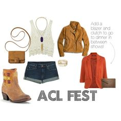 Austin City Limits Music Festival Weekend 1 is this coming weekend! Check out outfit suggestions from Allen's Boots