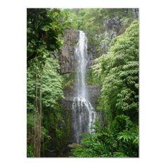 Gorgeous Waimea Falls!