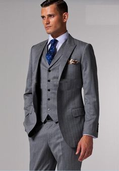 mens 3 piece suits - Google Search