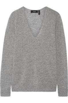 Theory | Adrianna cashmere sweater | NET-A-PORTER.COM
