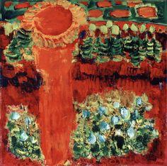 Reidar Särestöniemi: Auringon potenssi (1976)