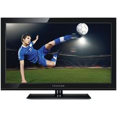 "Proscan 24 Full Hd Led Tv  24"" Fhd LED Display 1920 X 1080 Resolution 1,000:1 Contrast Ratio 16:9 Aspect Ratio 300cd and m2 Brightness 5ms Response Time 60hz Refresh Rate Sleep Timer Function Programmable Channel Memory Supports 480i, 480p, 576i, 576p, 720i, 720p, 1080i & 1080p Displays Inputs: HDMI, Vga, PC Audio, Rf & Ypbpr Vesa 100 X 100 Includes Remote"