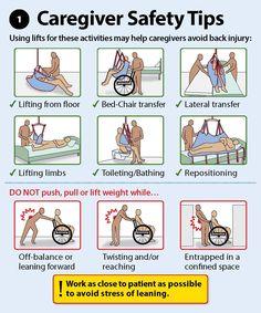 Caregiver Safety Tips