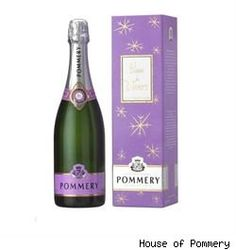 Pommery Wintertime ChampagneThe Pommery Wintertime is different but great in its own special way. A Blanc de Noirs Champagne, it is a heady mix of Pinot Meunier and Pinot Black. Also formed from a dozen different wines from some of the most proven terroirs of  an assembly of complex constitution which is also favourably mature. the Wintertime gives off a plethora of aromas of ripe fruit, and these transcend all things, warming the quince-and-red-fruits blend that sits gently behind it all.