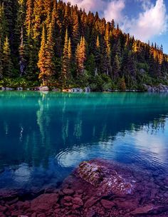Garibaldi Lake, British Columbia, Canada.. by IvanAndreevich