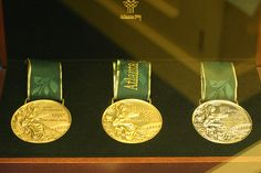 Sports Medals, Olympic Medals, Olympic Games, Atlanta Olympics, Usa Olympics, Georgia Usa, Atlanta Georgia, 2012 Summer Olympics, Summer Games