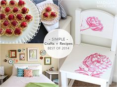 Best Crafts, Recipes and Décor of 2014
