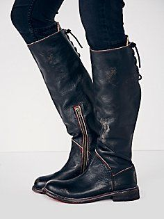 Manchester Tall Boot