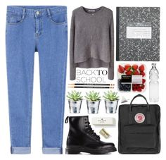 """""""New Shoes - Polyvore Contest"""" by evangeline-lily ❤ liked on Polyvore featuring T By Alexander Wang, Dr. Martens, CO, Fjällräven, Kate Spade, Michael Kors, BackToSchool and AlexanderWang"""
