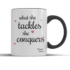 Gilmore Girls coffee mug, gilmore girls mug, gilmore tv show, gilmore girls fan, gift for her, gilmore girls quotes, gilmore sayings