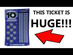 HUGE WINNER? BIGGEST LOTTERY TICKET YOU'VE EVER SEEN!! - http://LIFEWAYSVILLAGE.COM/lottery-lotto/huge-winner-biggest-lottery-ticket-youve-ever-seen/