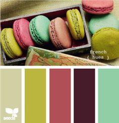 french hues