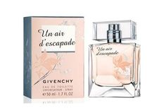 Givenchy Un Air d'Escapade ~ New Fragrances