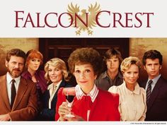 Get warm and enjoy some fine TV melodrama with Jane Wyman and Lorenzo Lamas in TVs great series Falcon Crest! 80 Tv Shows, Old Shows, Great Tv Shows, Film Movie, Tv Sendungen, Sean Leonard, Lorenzo Lamas, Falcon Crest, Mejores Series Tv