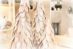 Cardboard Christmas Tree tutorial...