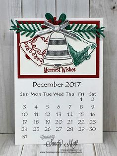 The Scrap n' Stamp Shop: CREATIVE INKING BLOG HOP - HANDMADE HOLIDAYS