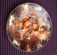Ruscha Wandteller Pilze Mushroom wall-plate