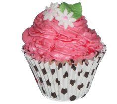 Factory Sweet. Dulces creaciones, pastelería artesanal, este cupcake es sin gluten