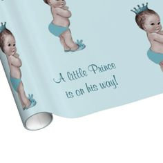 47 Best Baby Shower Wrapping Paper Images On Pinterest Baby Gift
