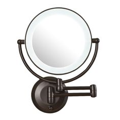 Found it at Joss & Main - Miller Round Makeup Mirror